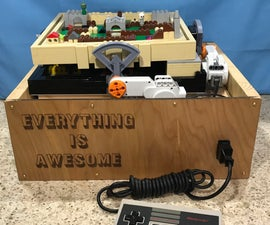 Awesome Lego Maze