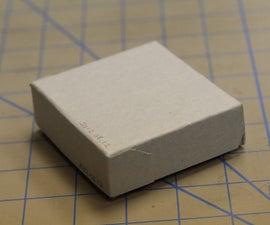 Corrugated Clamshell Box