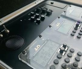 Pocket Synth Briefcase V2