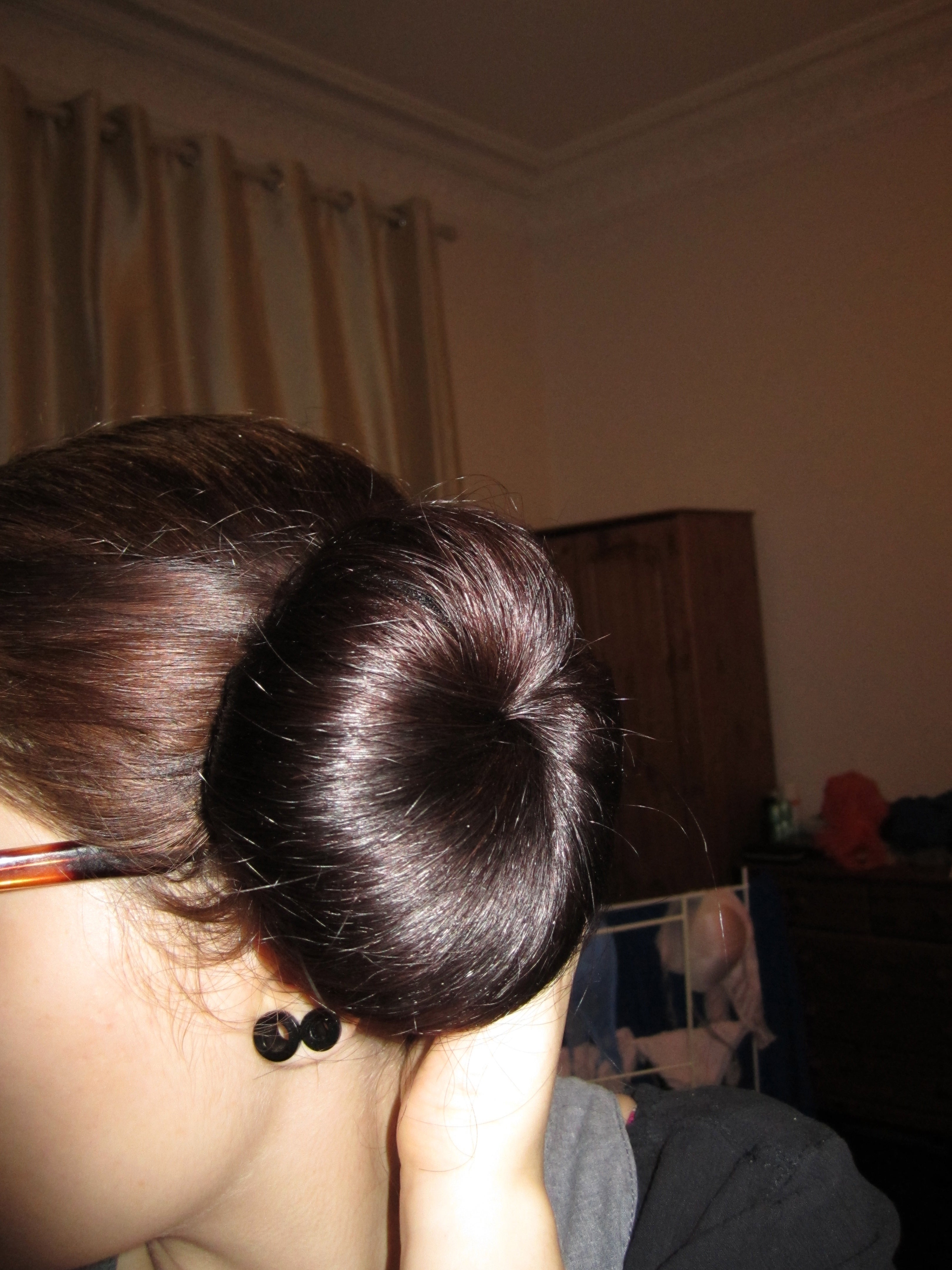 How To Get Princess Leia S Hair Two Versions Instructables