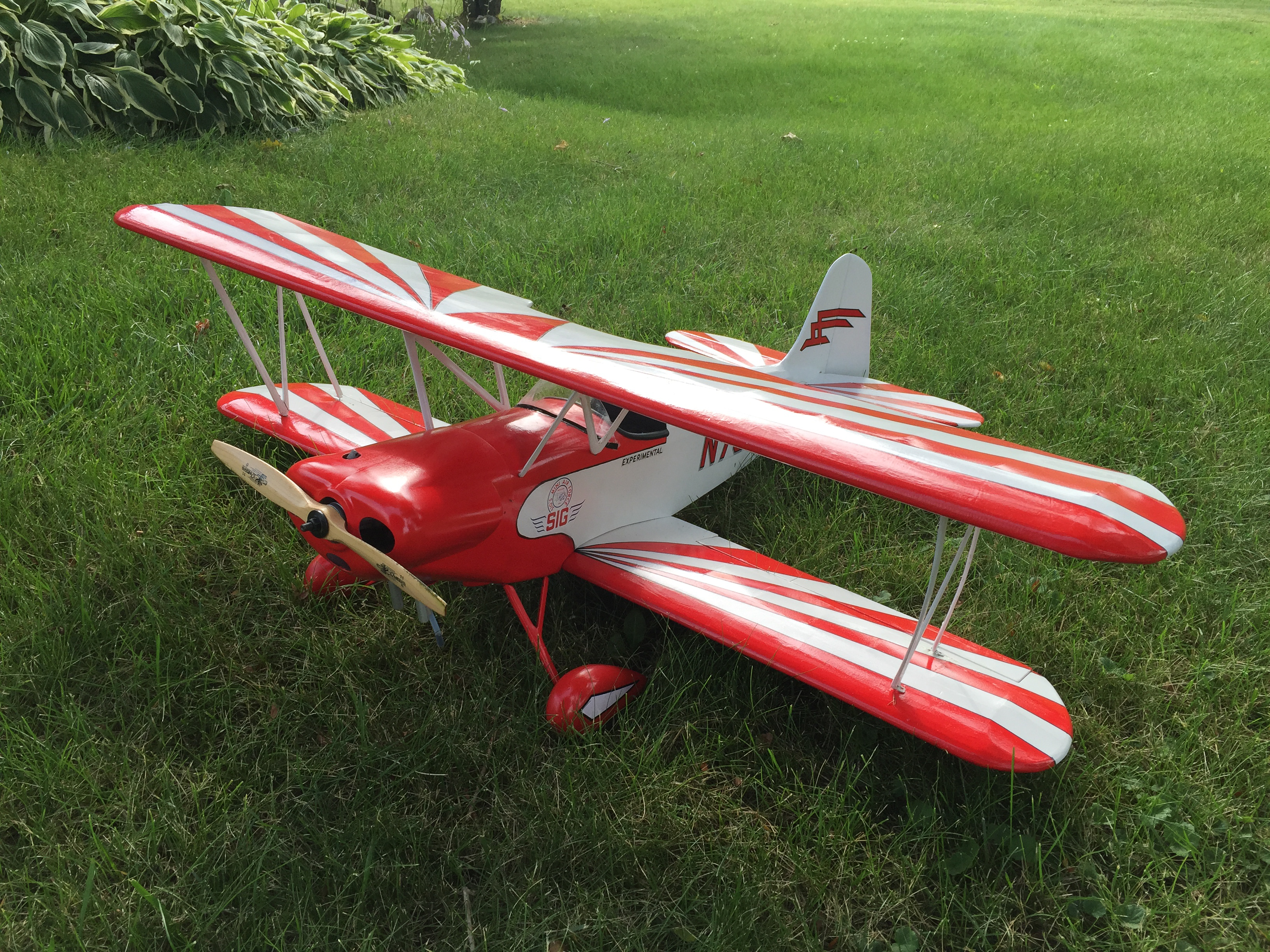 Picture of R/C Biplane
