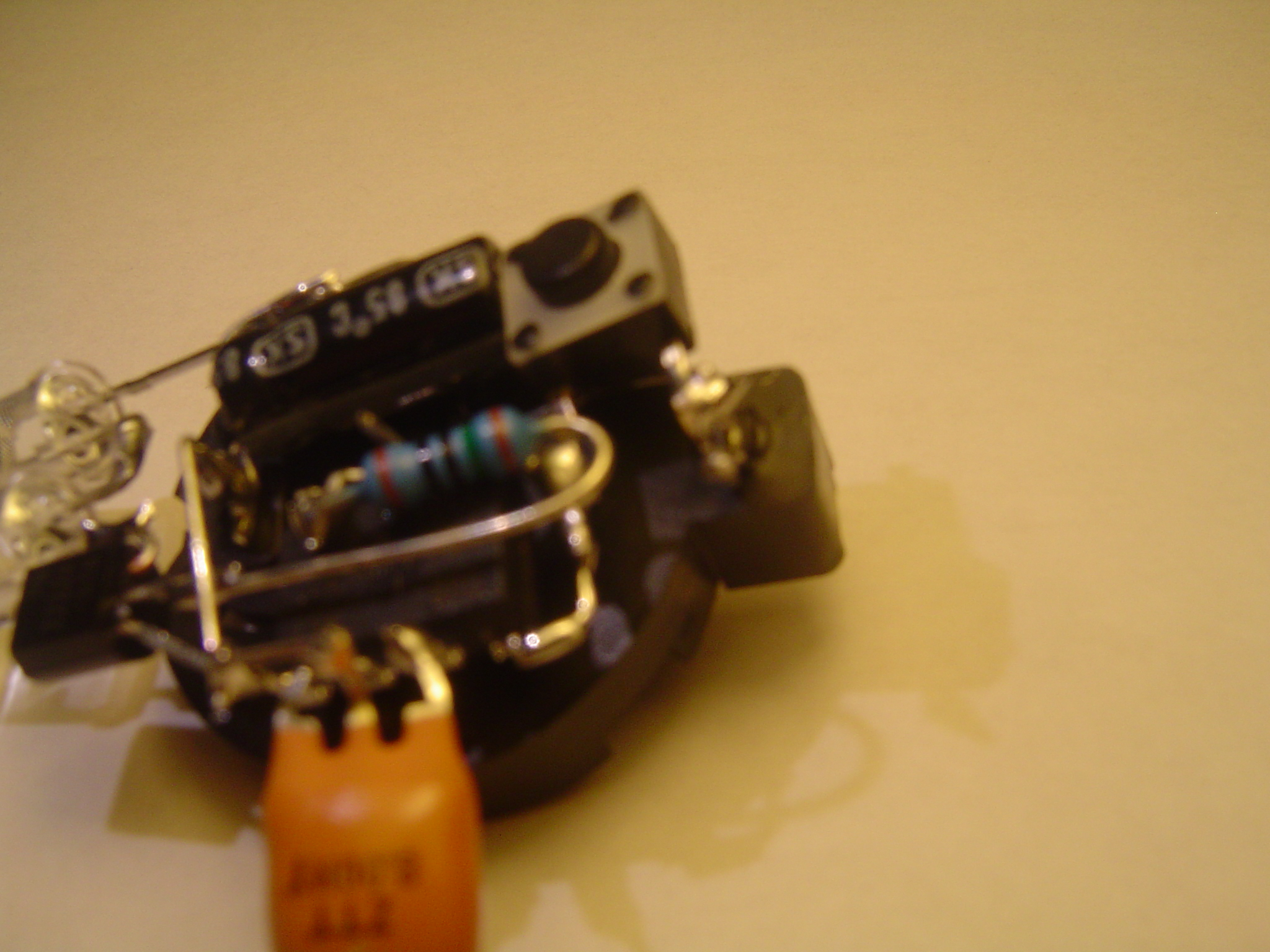 Picture of Add the Battery Holder
