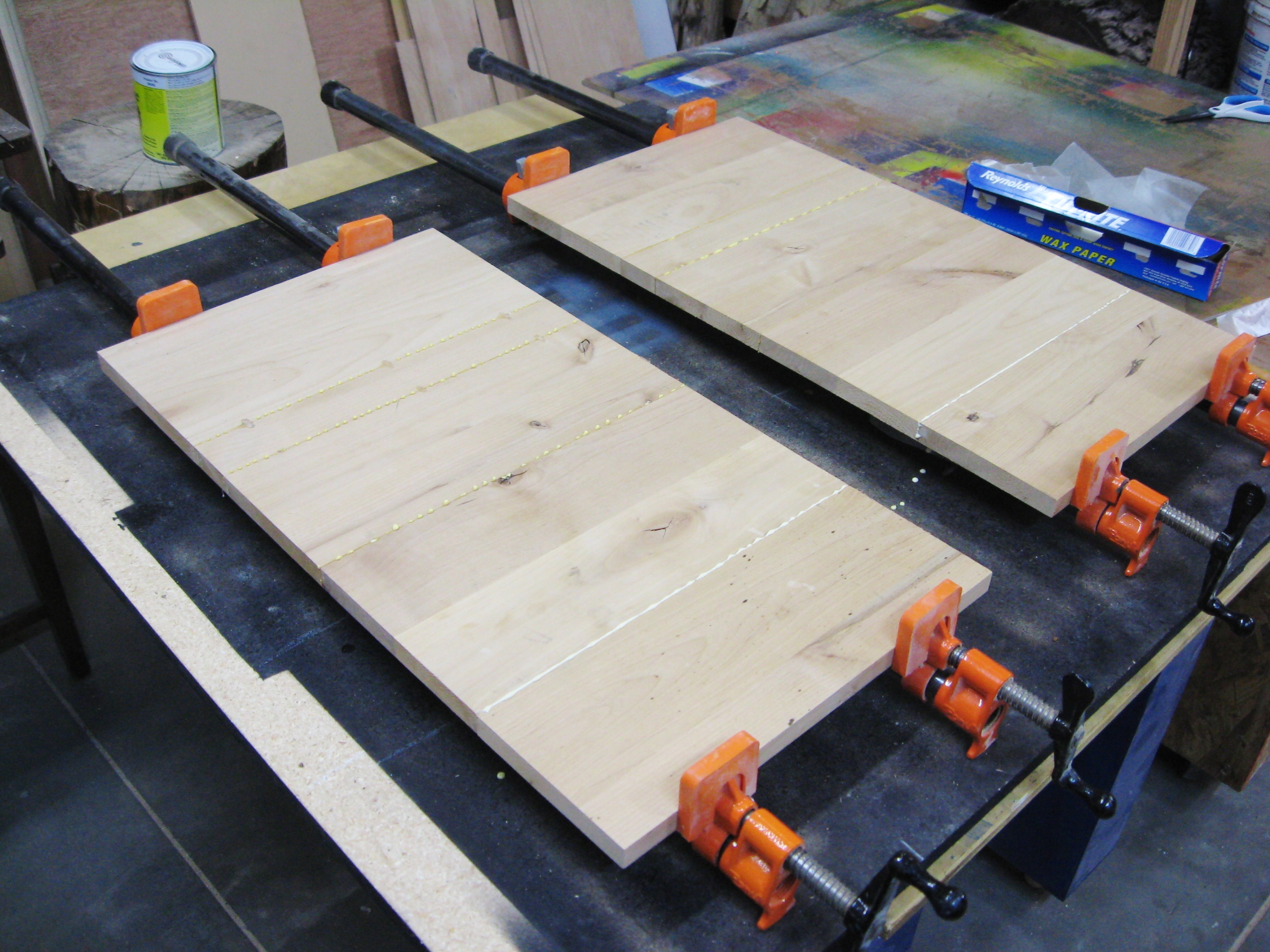 Picture of Glue Up Panels