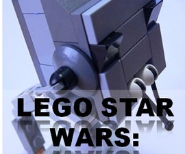 LEGO STAR WARS: AT-ST