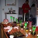Zombie Party Spread