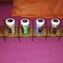 Modular spice-shelf