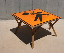 Flagman Table