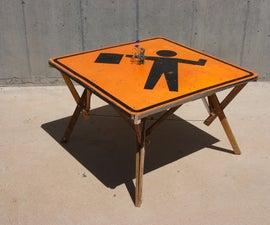 Flagman Table