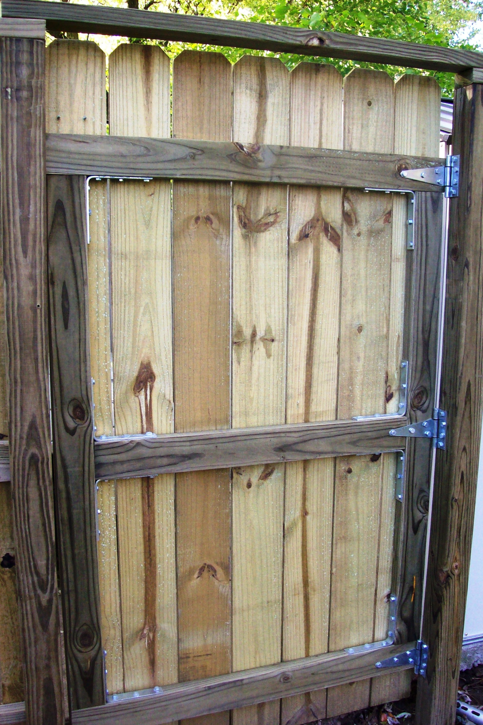 Picture of Building a Fence Gate