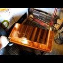 Restoration 1940s Small Cabinet