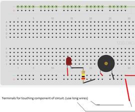 DIY Circuit Component Tester/Checker