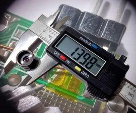 Cheap caliper battery life hack