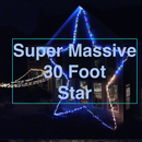 Super Massive Christmas Star