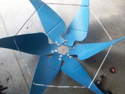 FAWT Silo. ( Vawt Wind Turbine Hawt Savonius )