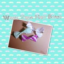 How to Make a Washi Tape Hair Bow