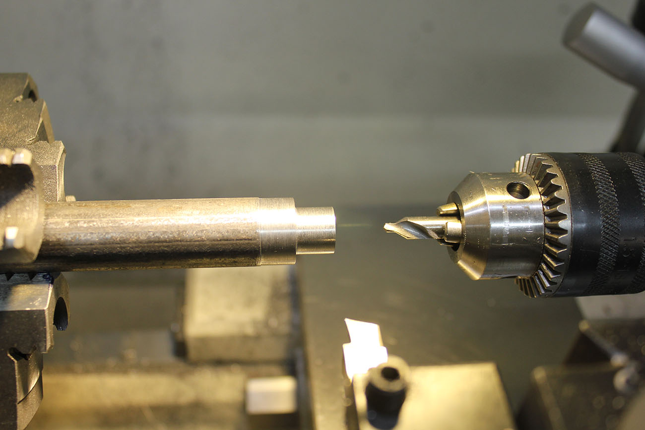 Picture of Center Drill Metal Stock