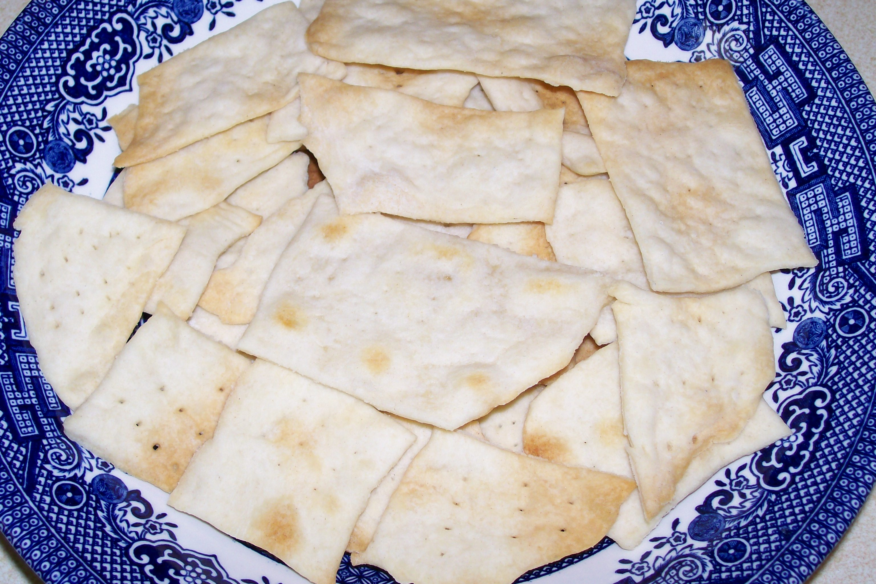 Picture of Easy Bake Water Crackers