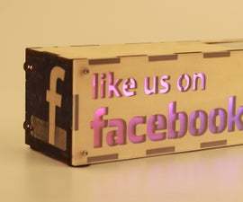 Facebook Like Monitor