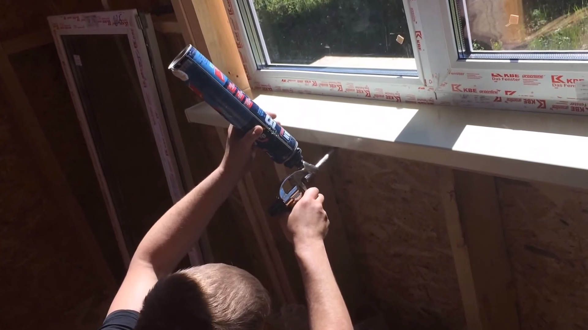 Picture of Add Insulation to the Window