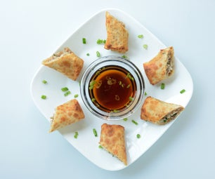 How to Make Crispy Egg Rolls (with Video)