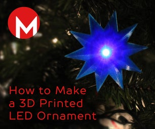 How to Make a 3D Printed Ornament