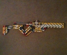 Knex Lever Action Rifle