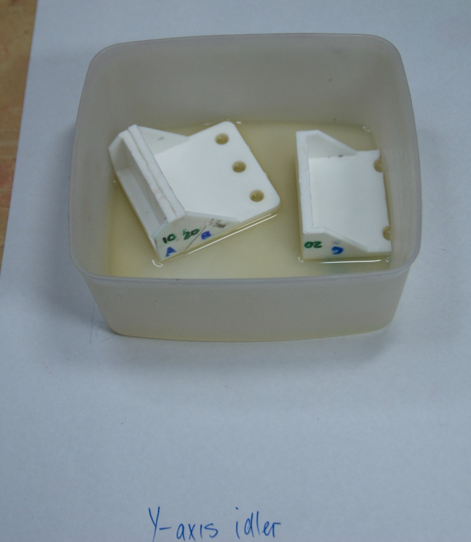 Picture of Y-axis: Idler