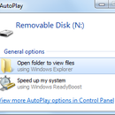 Adding icons to removable drives