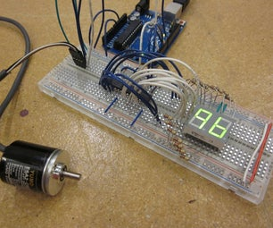 Arduino Powered Rotary Encoders - I Made It at TechShop