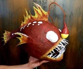 Angler Fish Pinata and Silly Blindfold