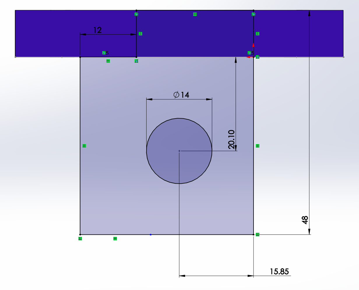 Picture of Base Plate Directions