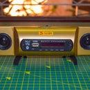PVC USB/FM/Bluetooth Player