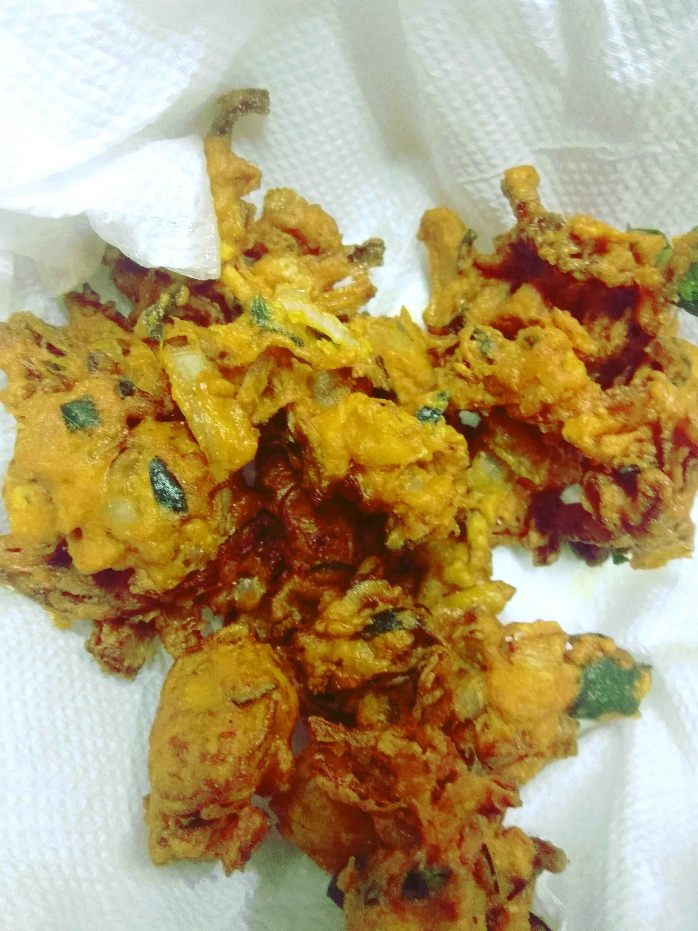 Picture of Crispy Onion Pakoda
