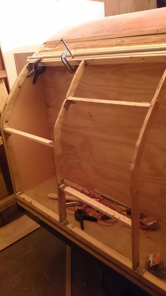 Picture of Building the Back Hatch