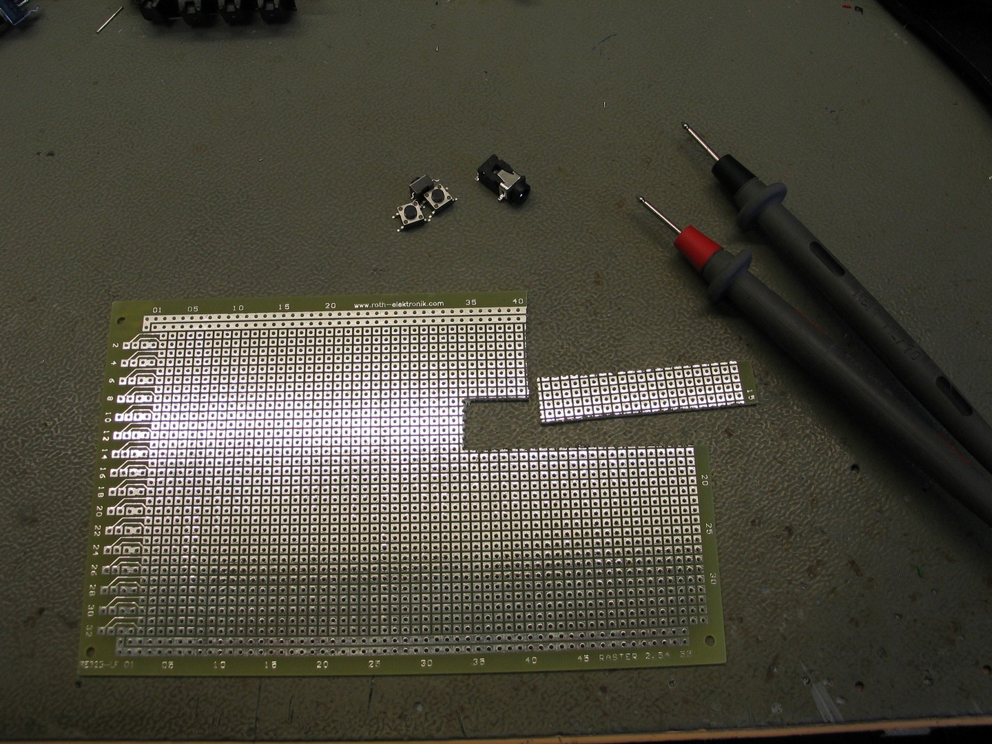 Picture of Let's Build the Remote  (without Microphone)