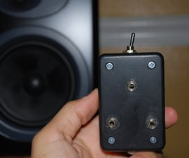 How to Make a 3.5mm Audio Switch