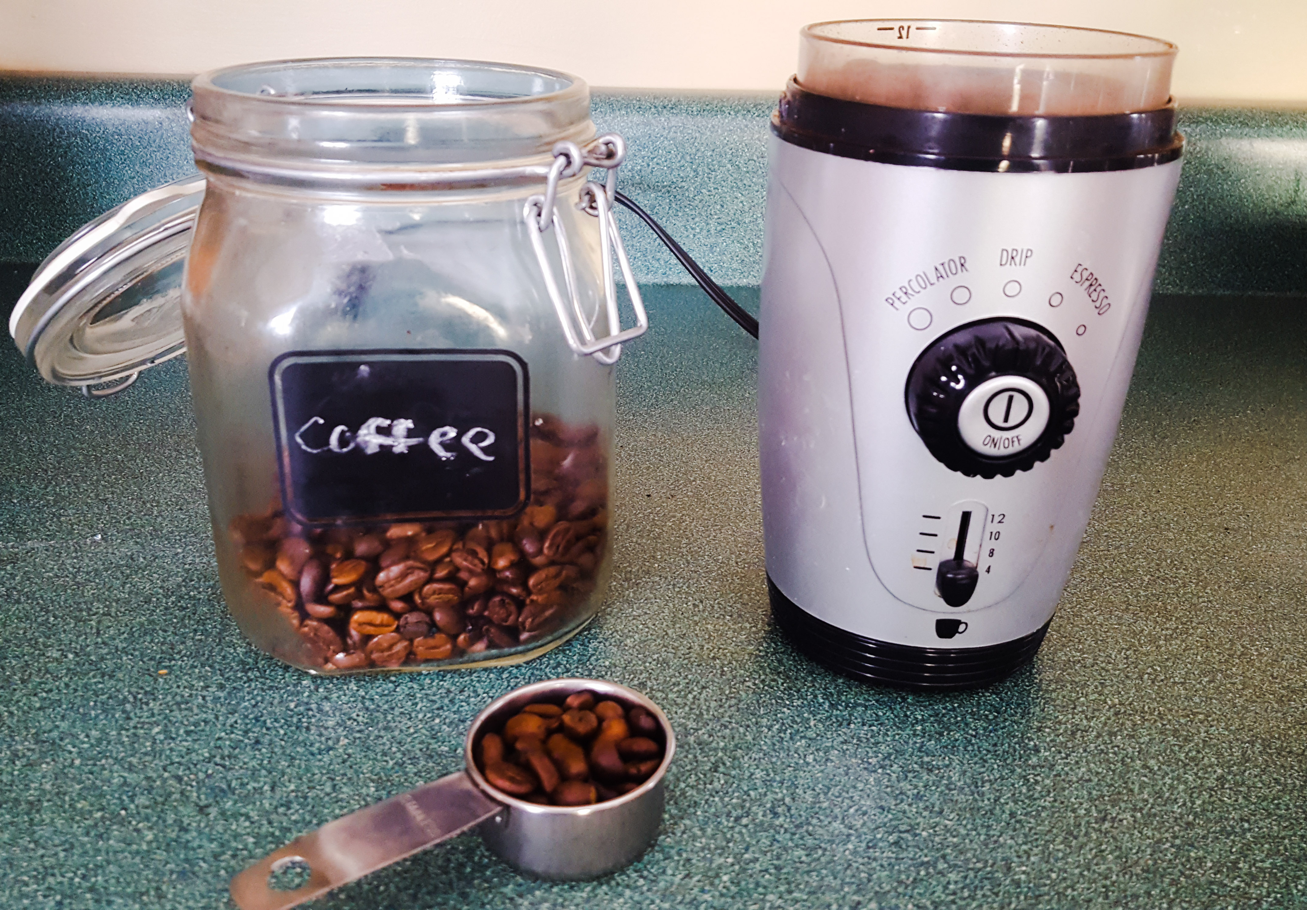 Picture of Measure and Prepare Your Coffee