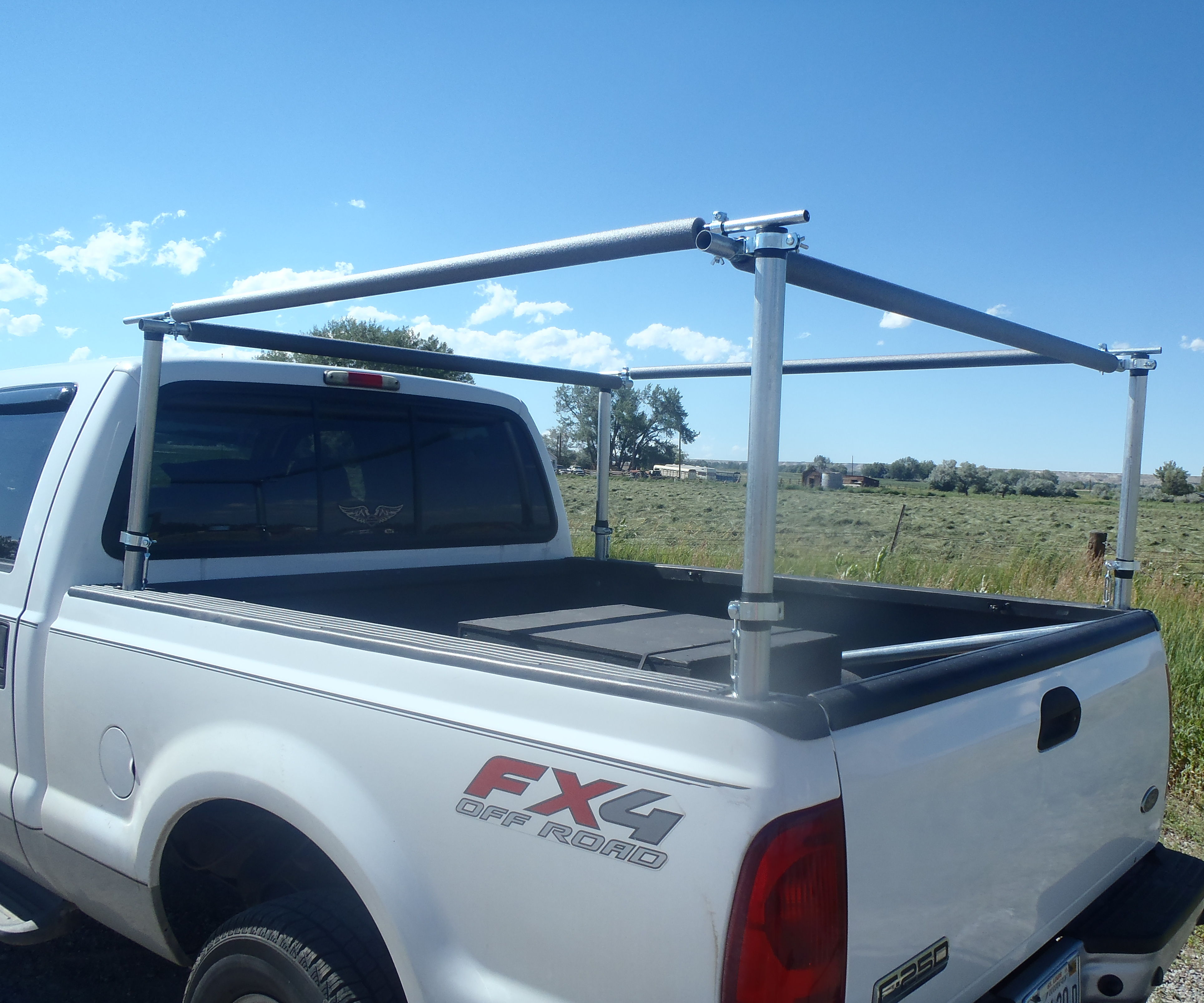 Truck Bed Utility Rack 9 Steps With Pictures