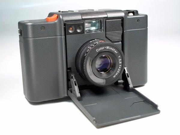 Refocus Minox 35 Lens