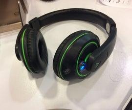 Bluetooth Headphones Conversion