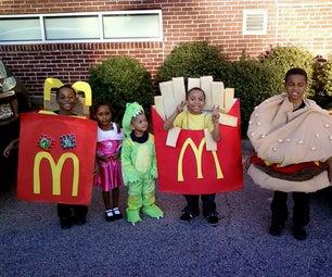 Mcdonalds Hamburger Happy Meal