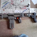 My Alpha Trooper CS-18 mod