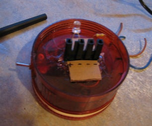 Resistor to Led Tester