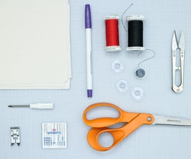 Sewing Tools and Supplies