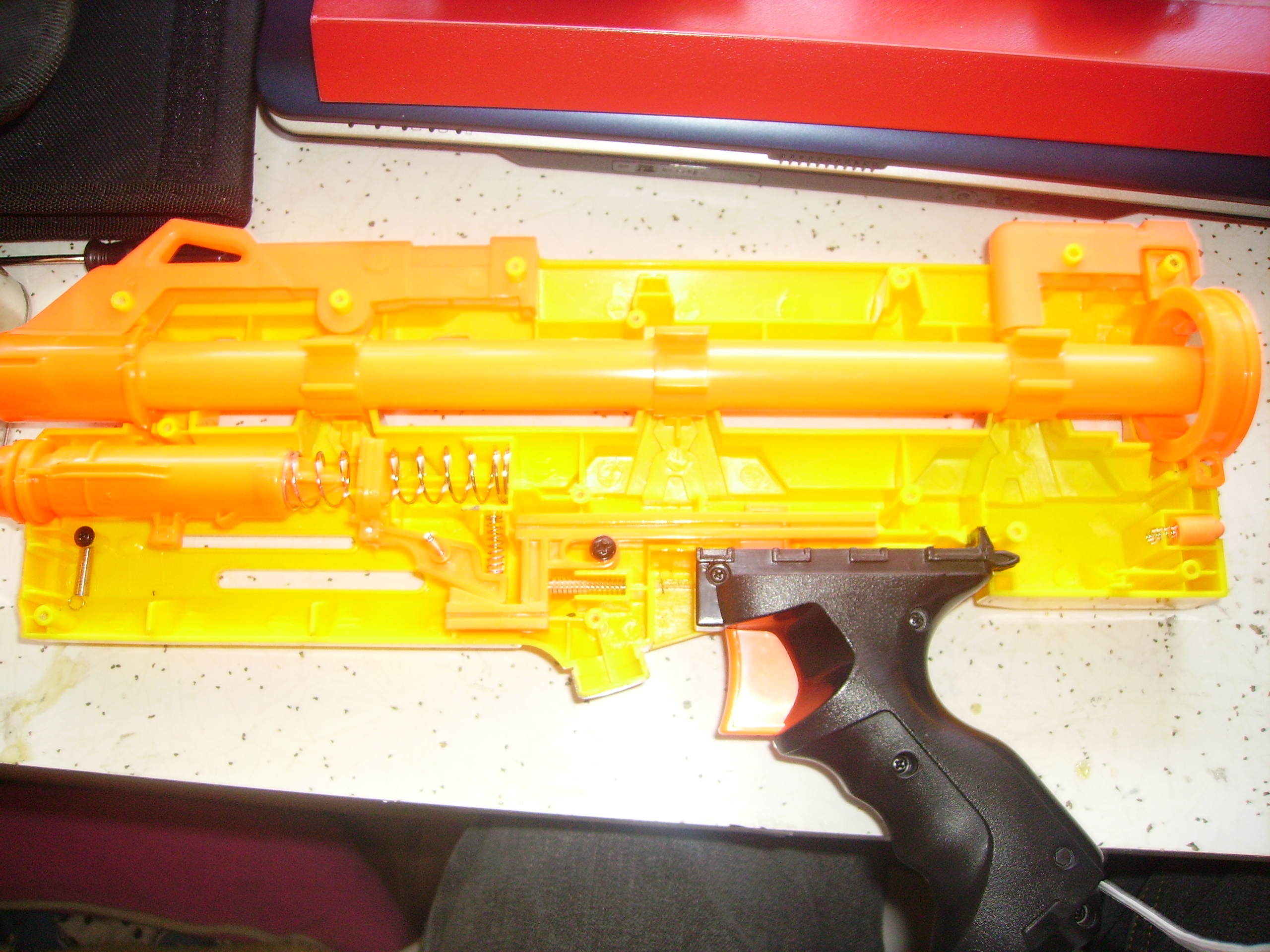 Picture of Nerf Longshot Front Gun Mod