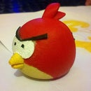Design and 3D Print a Red Angry Bird
