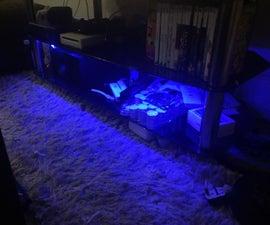 Simple TV Powered LED Glow Bar