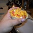 Finger Taco Salads!