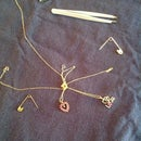 Tangled necklace?