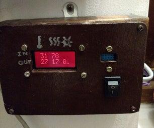 Arduino Weather Monitor